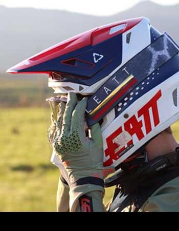 Leatt MX Helmets